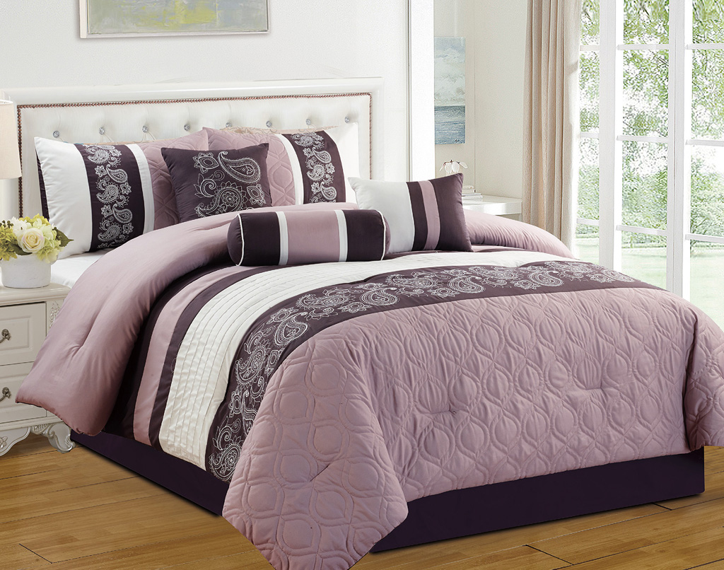 purple and white comforter sets car interior design