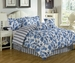 7 Piece Queen Kiowa Comforter Set