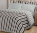 8 Piece Bahamas Stripe Bed in a Bag King