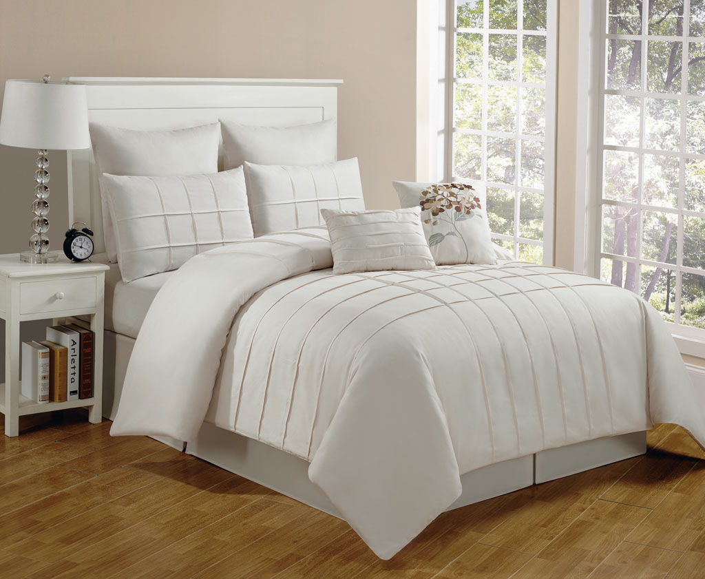 piece king layla ivory comforter set king size sheet set clearance