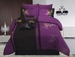 8Pcs Queen Madeira Bedding Comforter Set