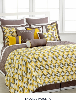9 Piece Twin Vortex Bedding Comforter Set