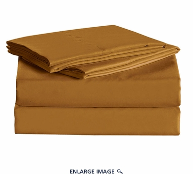 Camel Micro Fiber 1500TC Sheet Set Full