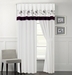 Carolyn Embroidered Curtain Set