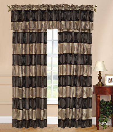 Cruise Curtain Set w/ Tassels / Sheers