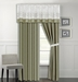 Dana Park Olive Curtain Set