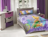 Disney Tinkerbell Fairy Wonder Licensed Full Bedding Comforter Set