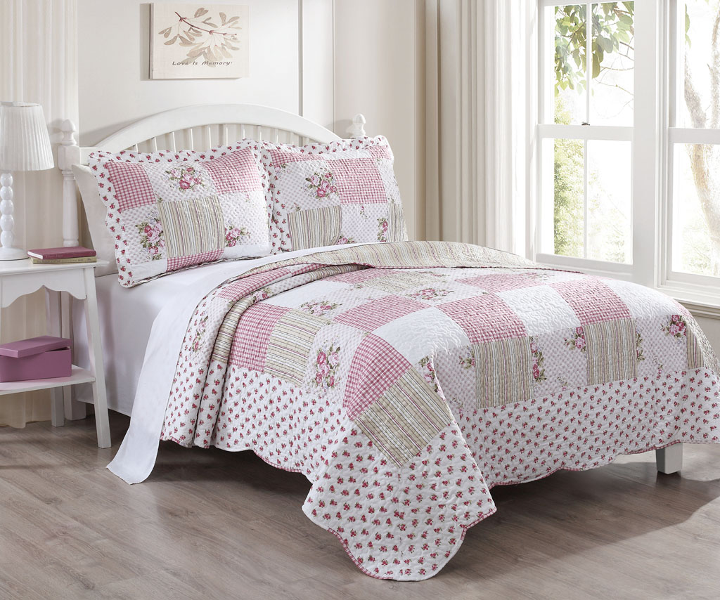 King Quilt/Coverlet Sets