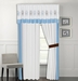 Louisburg Applique Curtain Set