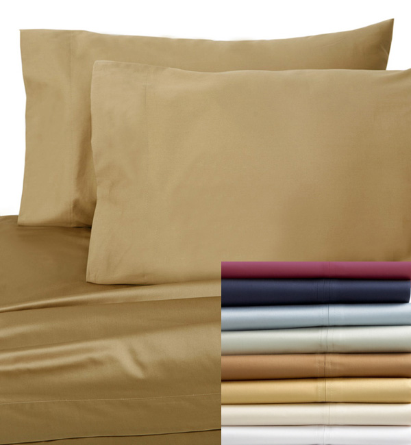 Queen 600 Thread Count Sheets