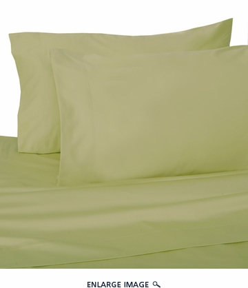 Sage Hotel 600 Thread Count Cotton Sateen Sheet Set King