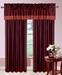 Sequoia Curtain Set w/ Tassels / Sheers