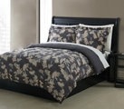 Twin Microfiber Kids Optic Camouflage Bedding Comforter Set Taupe