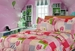Twin Pink College Bedding Comforter Set