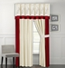 Wichita Embroidered Curtain Set
