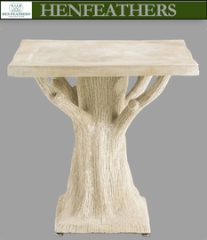 Chambord Faux Bois Cafe Table (n)