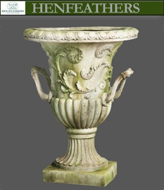 Claremont Estate Urn with Handles {USA}n