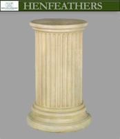 Classic Fluted Pedestal 17 {USA}n