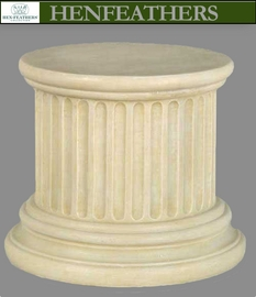 Classic Fluted Pedestal 9 {USA}n