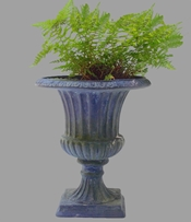 Classic  Fluted  Venetian Urn {USA}