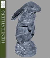English Hare  {USA}