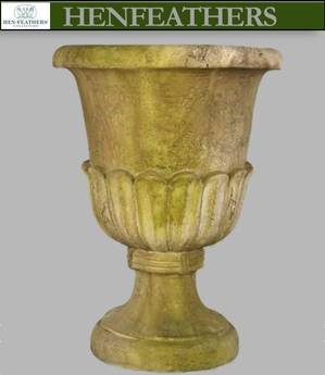 Fluted Frond Urn {USA}n