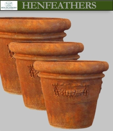 Grand Garland Pot {USA}n
