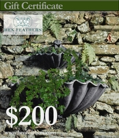 HenFeathers $200 Gift Certificate