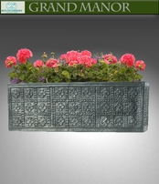 Henry VII Tudor Planter / Window Box