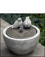 See the Two Songbirds Fountain