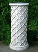 Lattice Pedestal- Round {USA}