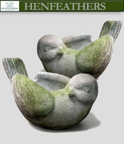 Love Bird Planters - Pair {USA}n