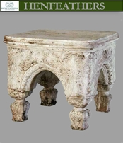 Ottoman Garden Table/Stool {USA}n