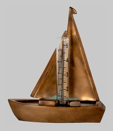 Sailboat Rain Gauge