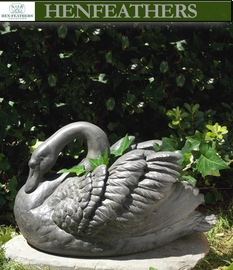 Swan Planter Essex Lead {USA}
