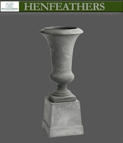 Trumpet Urn With Stand