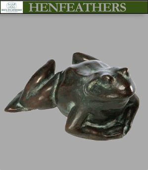 Frog Sculpture {USA}