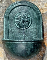 Wall Water Fountains - Architectural Bronze