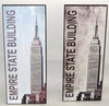 ESB Building 4X10 Plaque