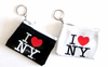 I Heart NY change purse