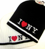 I heart NY knit hat