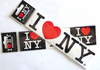 I Heart NY sticker