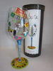 "Lolita ""Sites To See"" Wine Glass"
