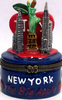 The Big Apple pill box