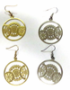 Time Machine Age Earrings