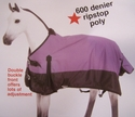 **SALE** Mini Waterproof Winter Blanket SMALL, MED & LARGE