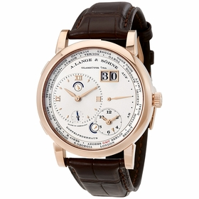 A. Lange & Sohne 116.032 Lange 1 Time Zone Mens Hand Wind Watch