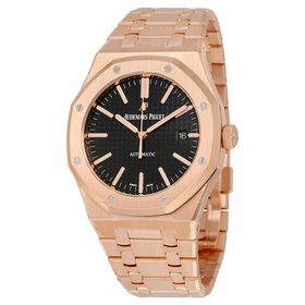 Audemars Piguet 15400OR.OO.1220OR.01 Royal Oak Mens Automatic Watch