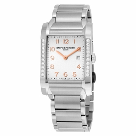 Baume et Mercier 10023 Hampton Ladies Quartz Watch