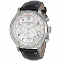Baume et Mercier 10005 Capeland Mens Chronograph Automatic Watch
